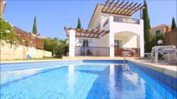 Villa Diamond-3 is a beach holiday villa for rent in Chlorakas,Paphos Cyprus. This in-resort villa offers 3 bedrooms (sleeps 7) and has a private pool.